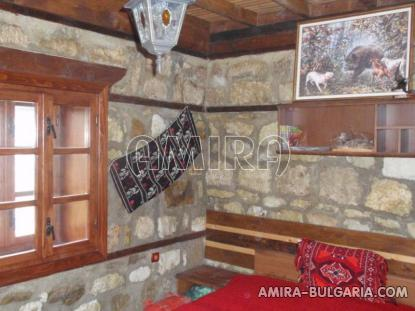 Authentic Bulgarian style house room