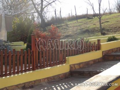 Furnished house with pool in Bulgaria garden