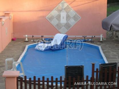 Furnished house with pool in Bulgaria pool
