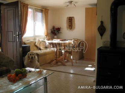 Furnished house with pool in Bulgaria living room
