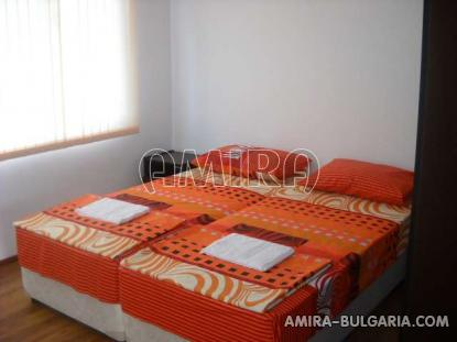 Furnished sea view apartments in Kranevo bedroom