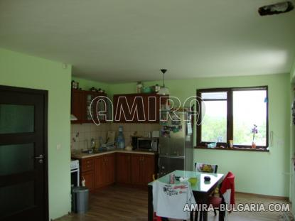 Furnished house in Bulgaria 12 km from the beach kitchen