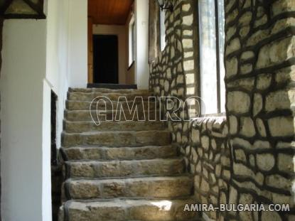 Authentic Bulgarian style house with big plot staircase