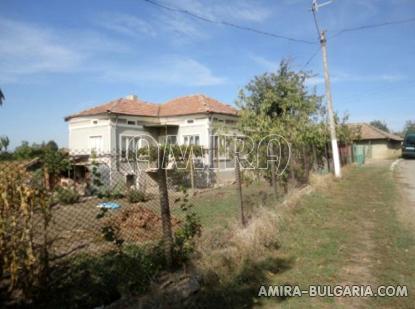 House near Dobrich Bulgaria 1