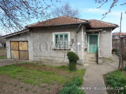 House in a big Bulgarian village 2