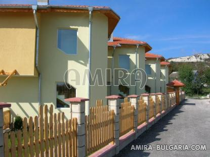 Furnished sea view villa 300 m from the beach fence