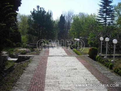 St Constantin resort park