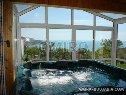 Furnished sea view villa near the Botanic Garden