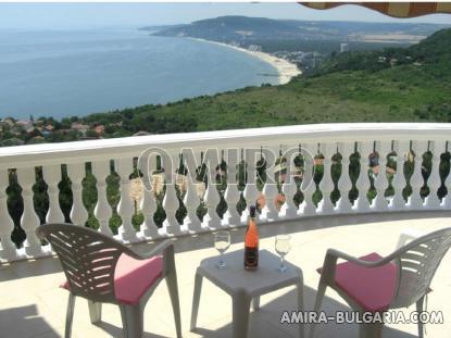 Luxury villa with breathtaking sea view