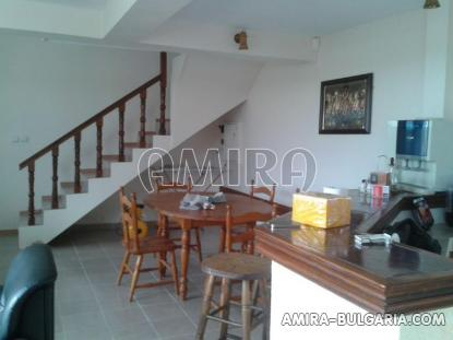 Furnished house above a golf course 11