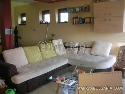 House in Byala 400 m from the beach living room
