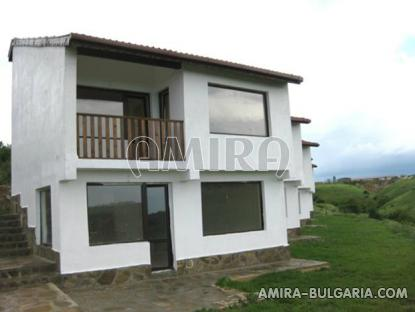 Semi-detached house with sea view near Albena complex 4