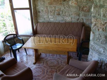 Authentic Bulgarian style house dining room