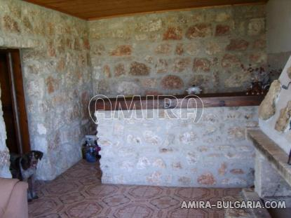 Authentic Bulgarian style house kitchen