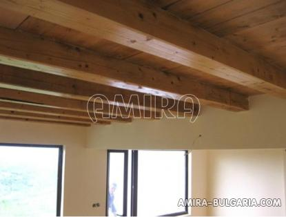 Semi-detached house with sea view near Albena bedroom 3