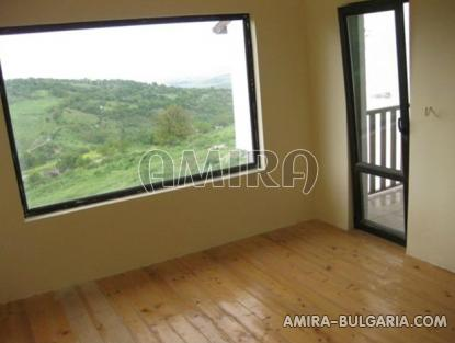 Semi-detached house with sea view near Albena bedroom 6