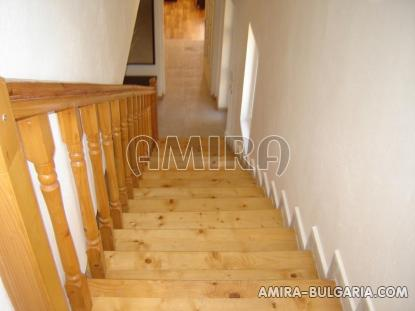 Furnished sea view villa in Balchik staircase