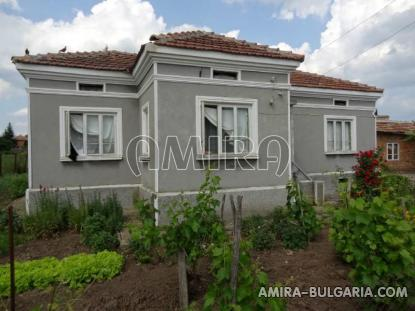 House in authentic Bulgarian style
