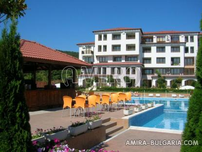 Furnished apartments in Bulgaria near Albena bar