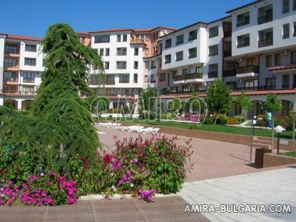 Furnished apartments in Bulgaria near Albena garden