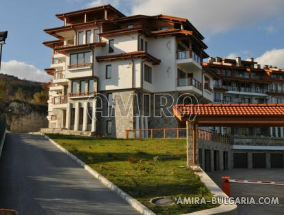 Sea view apartments in Balchik front