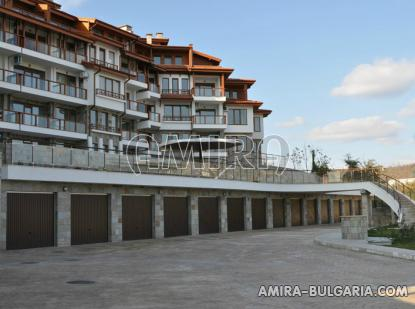 Sea view apartments in Balchik complex