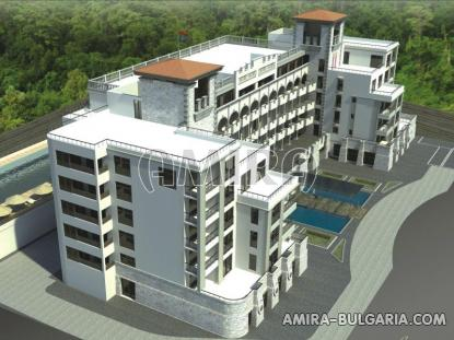 Apartments near the Botanic garden
