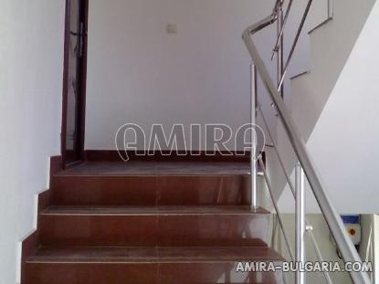 Sea view apartments in Varna stairs