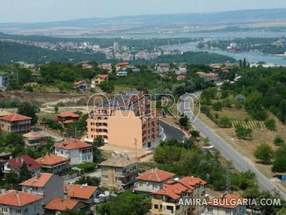Sea view apartments in Varna view