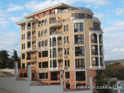 Sea view apartments in Varna St Konstantin side