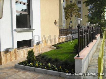 Sea view apartments in Varna St Konstantin garden