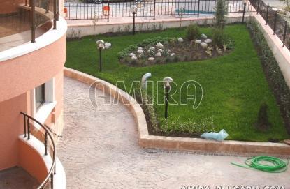Sea view apartments in Varna St Konstantin garden 3