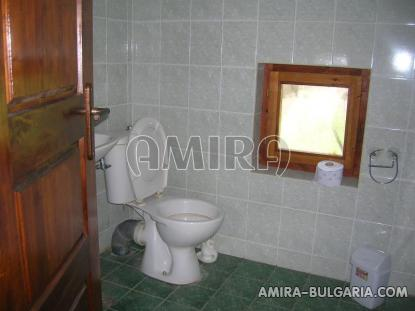 Authentic Bulgarian style house bathroom