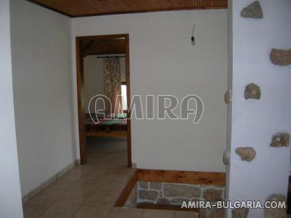 Authentic Bulgarian style house corridor