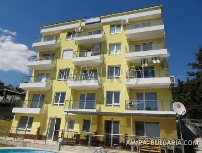 One bedroom sea view apartment in Varna