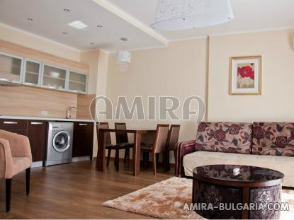 Furnished apartments in Golden Sands kitchen