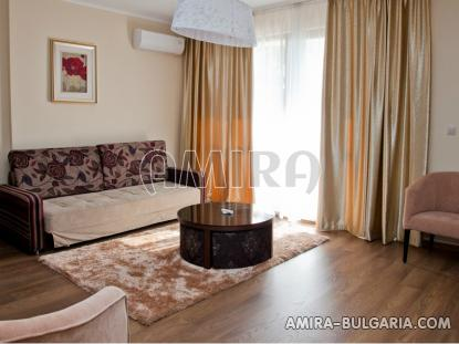 Furnished apartments in Golden Sands room