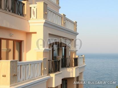 First line apartments in Bulgaria sea view