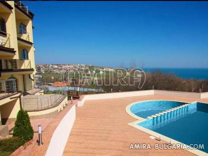 Sea view apartments in Byala view