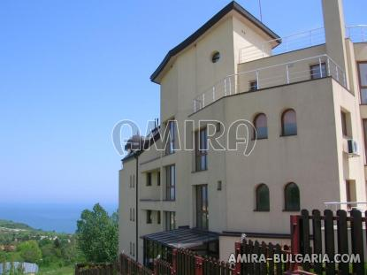 Sea view apartments in Byala back
