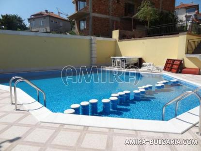 Sea view apartments 500 m from the beach 8