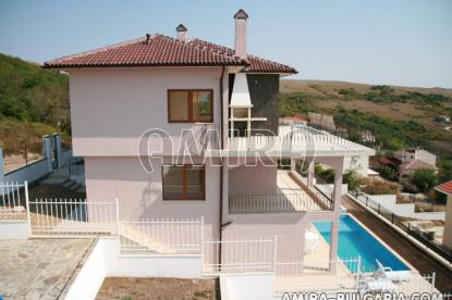 Unique sea view villa in Balchik side