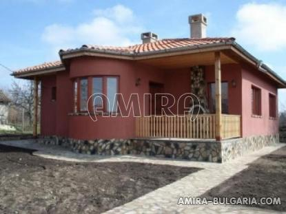 House next to Balchik Bulgaria front 2