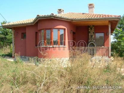 House next to Balchik Bulgaria front