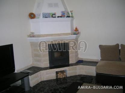 Furnished house with sea view fireplace