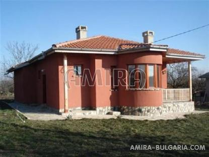 House next to Balchik Bulgaria front 4