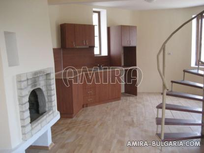 New house with magnificent panorama near Albena, Bulgaria living room