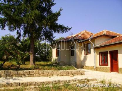 Renovated bulgarian holiday home side