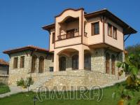 Authentic Bulgarian style house with lake view