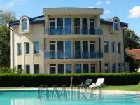 First line apartments in St Constantin resort